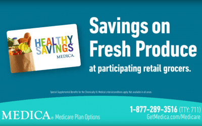 Medica Television Commercial Features Healthy Savings®